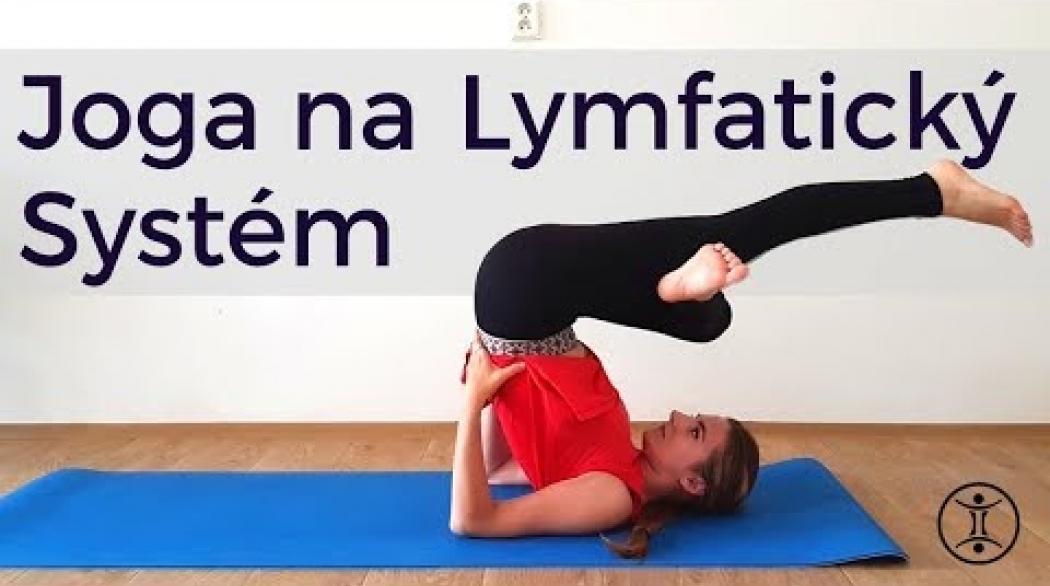 Embedded thumbnail for Joga na Lymfatický systém