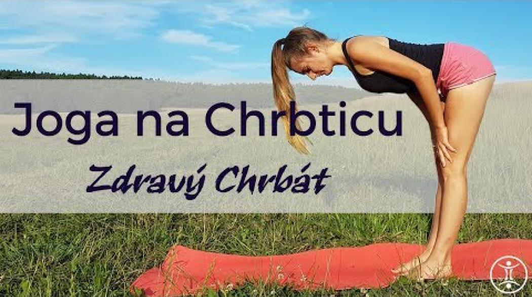 Embedded thumbnail for Joga na Chrbticu