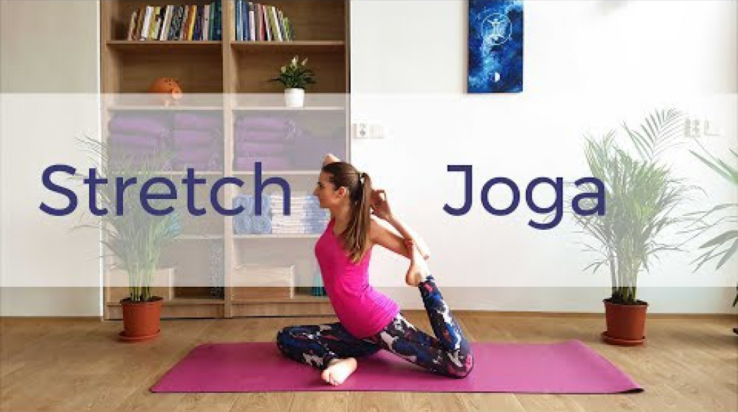 Embedded thumbnail for Stretch JOGA | Strečing