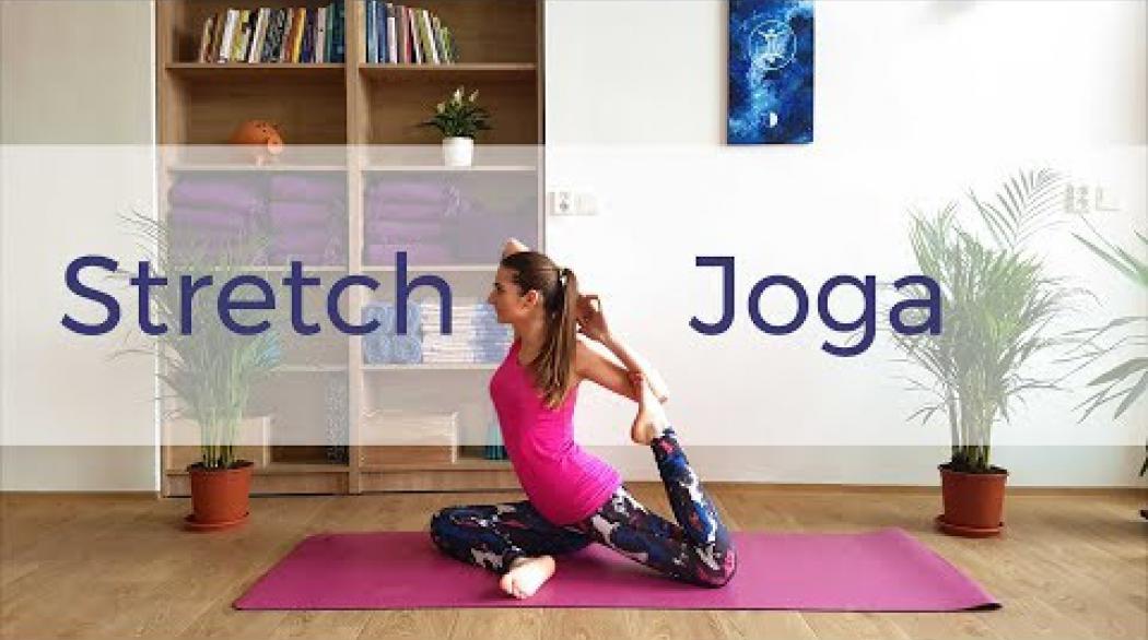 Embedded thumbnail for Stretch JOGA   Strečing